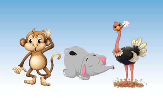 قصة الفيل فلفول والعرفان بالجميل