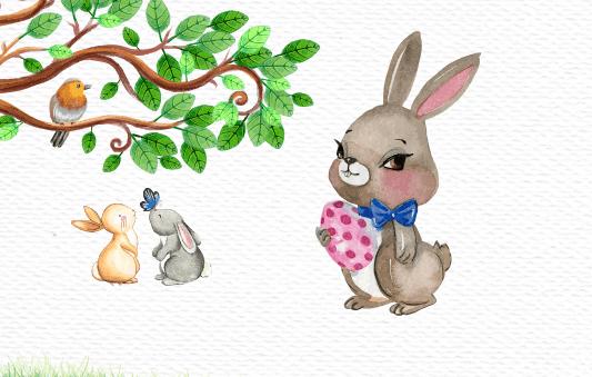 قصة الأرنب الذكي .. بتطبيق قصص وحكايات بالعربي.. قصص هادفة للاطفال