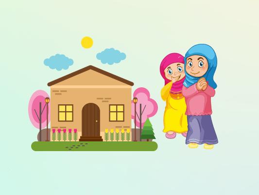 قصة لاتُفشِ أسرار عائلتك :: قصص تربوية للاطفال