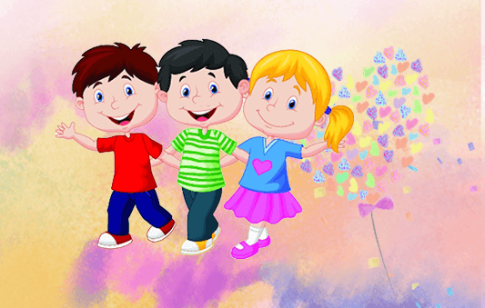 قصة مصورة عن المهن للأطفال :: قصة صناع الحياة