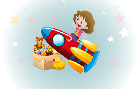 قصة بيت اللعب قصة خيالية مميزة للاطفال