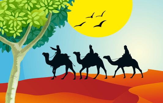 معاذ بن جبل من قصص الصحابة وأشبال حول الرسول