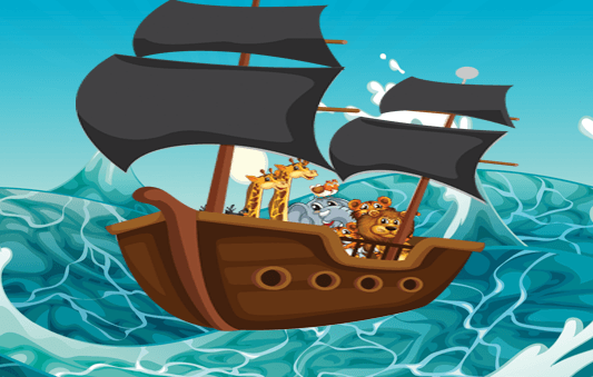 سفينة نوح عليه السلام من قصص الأنبياء للاطفال