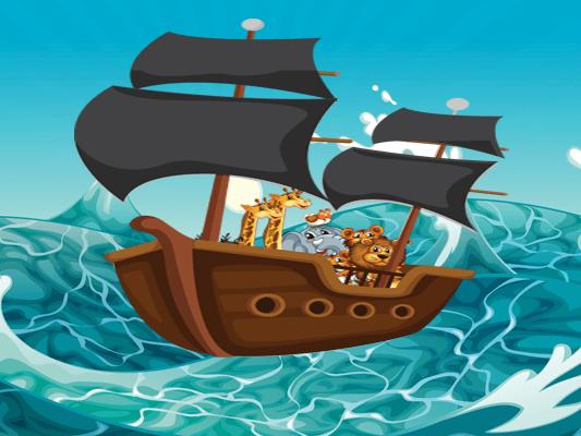 قصة سفينة نوح عليه السلام