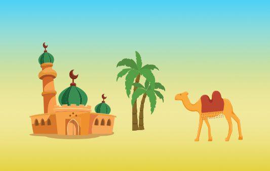 قصة الهجرة النبوية للاطفال - قصص إسلامية للاطفال