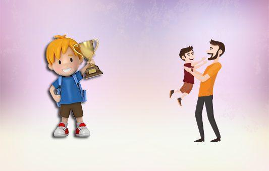 قصة ثق بالفوز قصص تربوية للاطفال