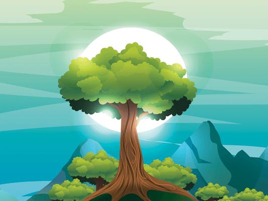 قصة آدم عليه السلام والشجرة