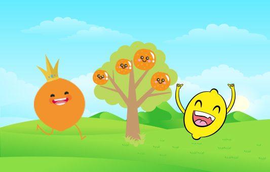 الشجرة المغرورة قصص خيالية للاطفال