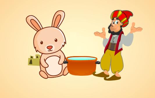 قصة جحا ومرق الأرنب قصة مميزة من نوادر جحا