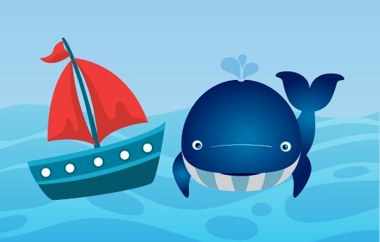 قصة يونس والحوت قصص الانبياء للاطفال