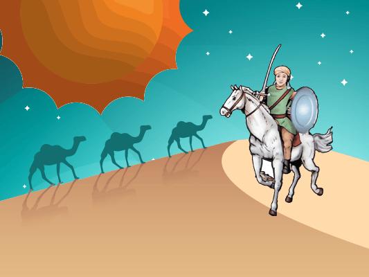 قصة عمير بن أبي وقّاص