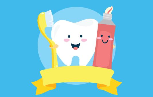 قصة ندى وفرشاة الأسنان عن النظافة الشخصية للاطفال