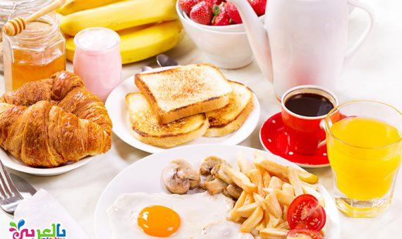 فطور صحي للاطفال يعني صحة سليمة لطفلك
