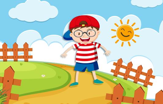 قصة سعيد سعيد قصص تربوية هادفة للاطفال