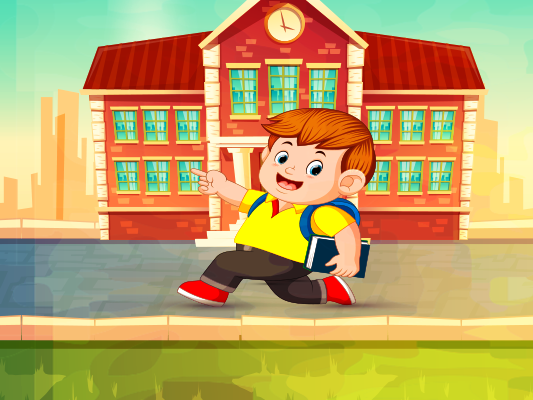 قصة قصيرة عن اول يوم في المدرسة :: قصص للاطفال عن حب المدرسة