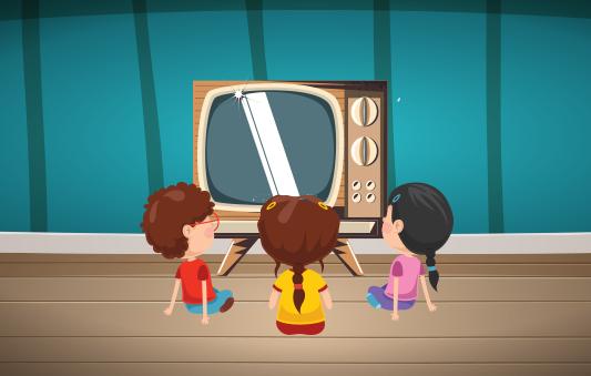 يوم تعطل التلفاز قصص تحفيزية للاطفال