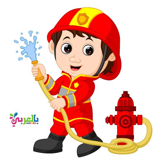 الغاز المهن للاطفال بالصور