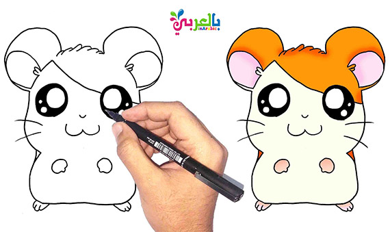 تعليم الرسم للاطفال بالخطوات رسم اطفال بطريقة سهلة بالعربي نتعلم