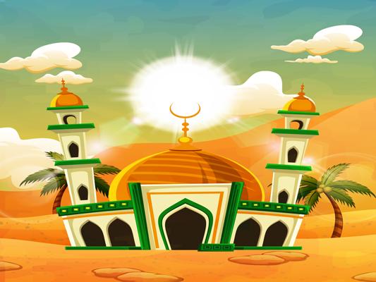 قصة المولد النبوي للاطفال : : من قصص السيرة النبوية للاطفال