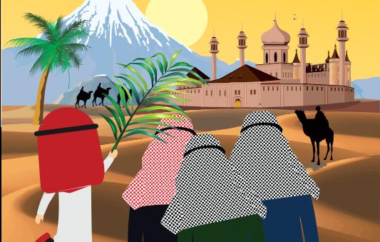 قصة أنس بن مالك قصص أشبال حول الرسول