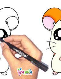 تعليم الرسم للاطفال بالخطوات