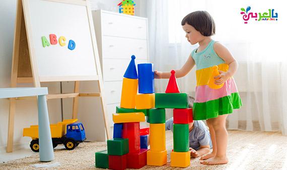 افكار غرف العاب للاطفال