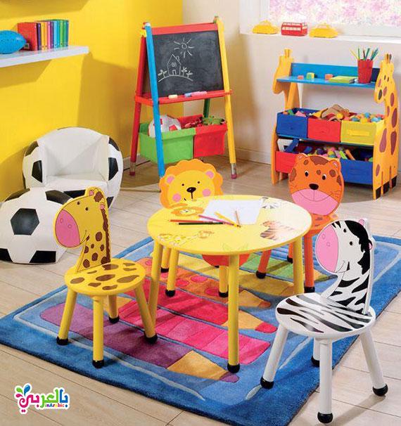 افكار لغرف العاب للاطفال