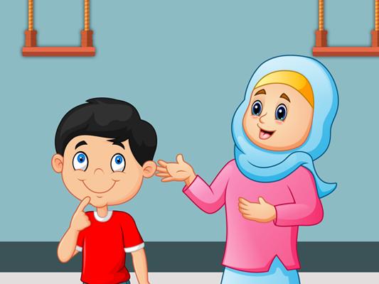 قصة مصورة عن الكذب للاطفال