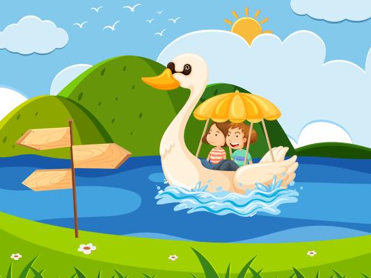 قصة الماء سر الحياة للاطفال