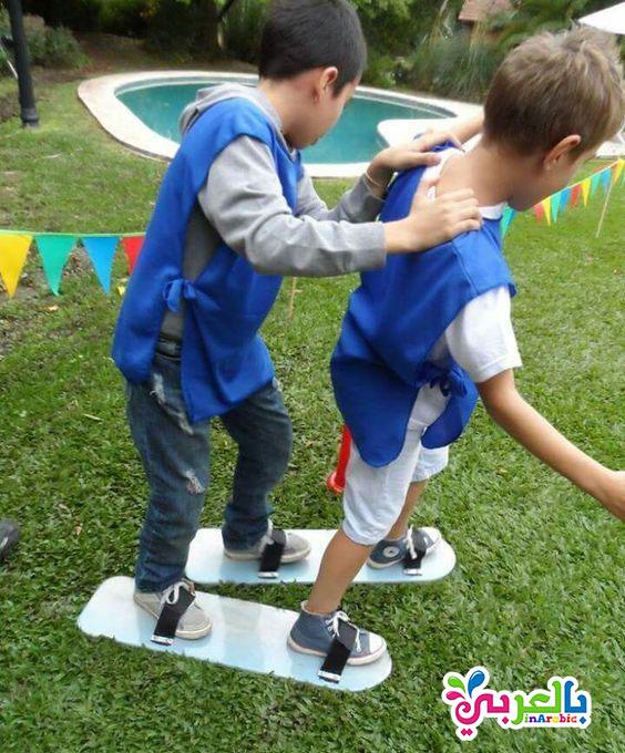 لعبة السرعة للاطفال