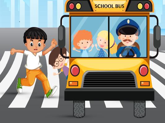 قصة يوسف يلحق الباص قصص سلوكية للاطفال