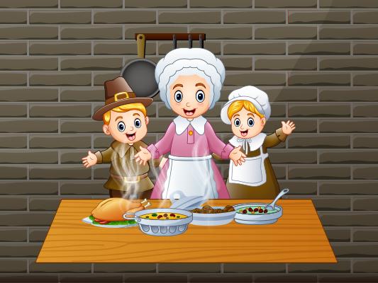 قصة جديدة للأطفال عن بر الوالدين :: قصة طعام أمي
