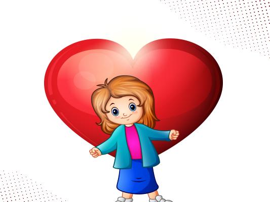 قصة قلب أمي بالصور للاطفال