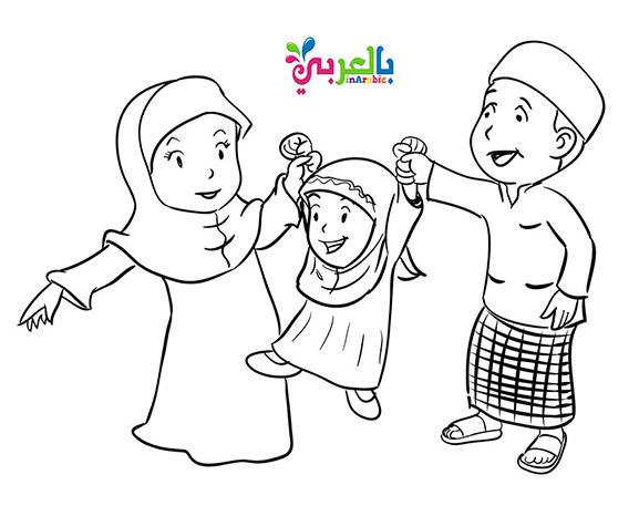 رسومات للطباعة للاطفال