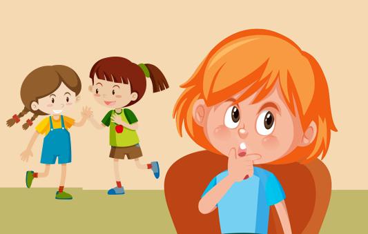 قصة عن التنمر اللفظي للاطفال