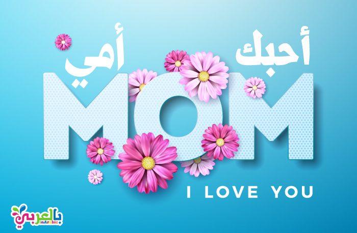صور احبك امي