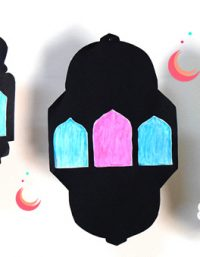 lantern ramadan decoration