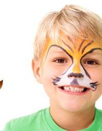 افكار لرسم الوجه للأطفال خطوة بخطوة