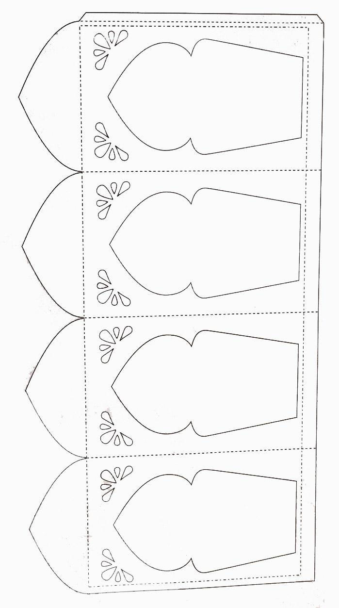 DIY Ramadan Paper Lantern printable فانوس جاهز للطباعة - زينة للطباعة