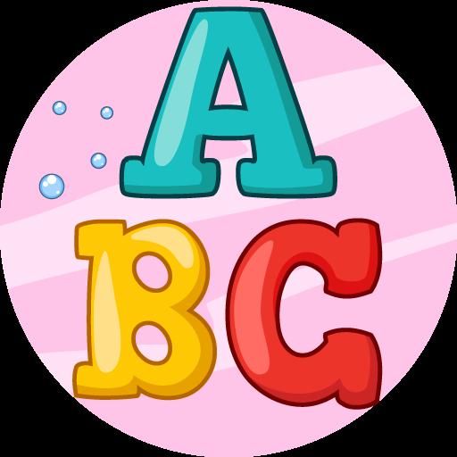 العاب تلوين الحروف Alphabets | ABC Coloring Pages