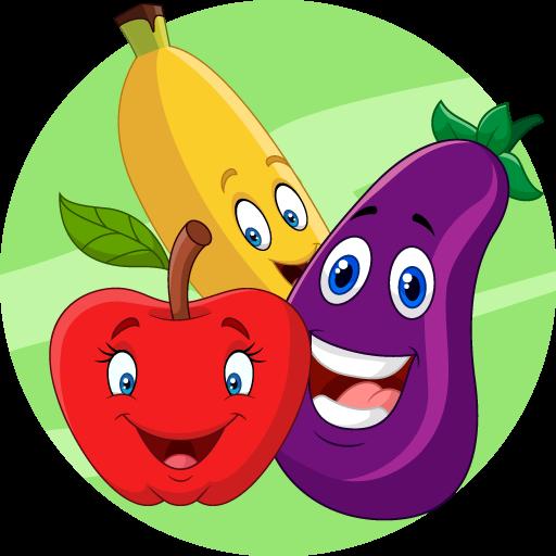 العاب تلوين الفواكة - Fruits Coloring Pages