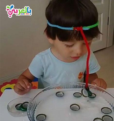 لعبة مغناطيس للاطفال