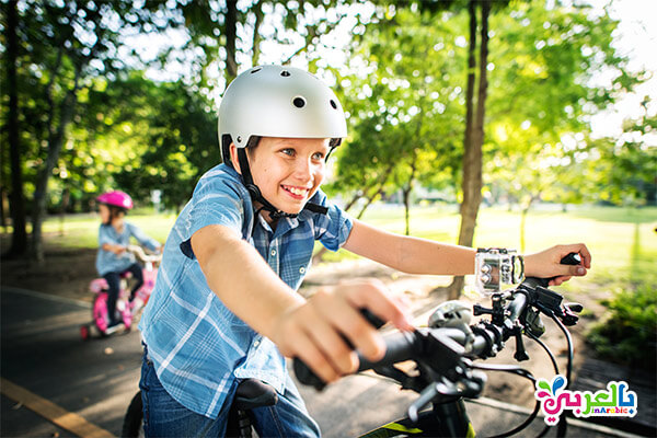 سباق الدرجات للاطفال