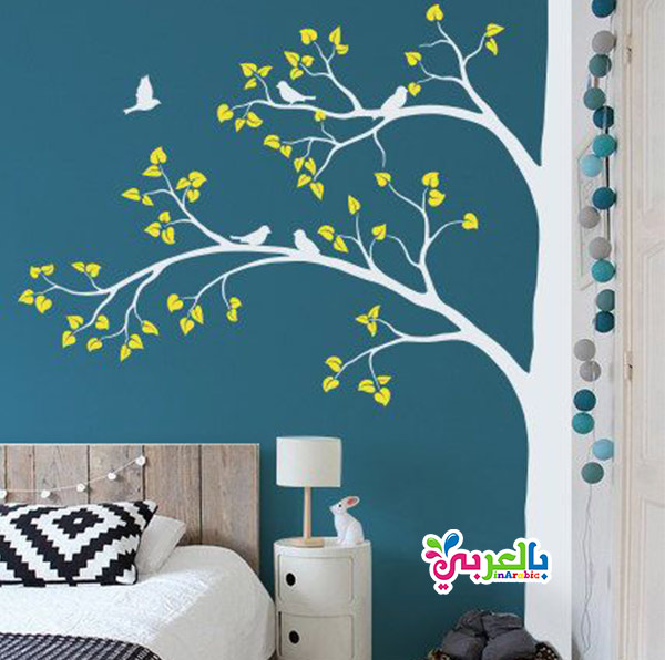 افكار لتزيين غرف نوم اطفال بسيطة