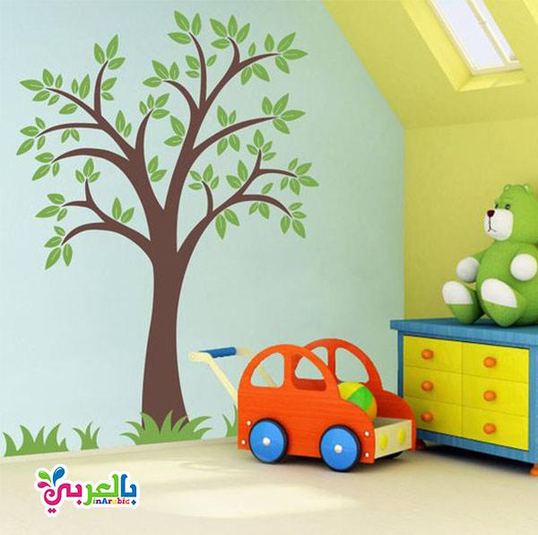 افكار لتزيين غرف نوم اطفال - ديكورات