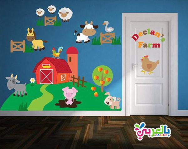 دهانات غرف نوم اطفال - افكار لتزيين غرف نوم اطفال