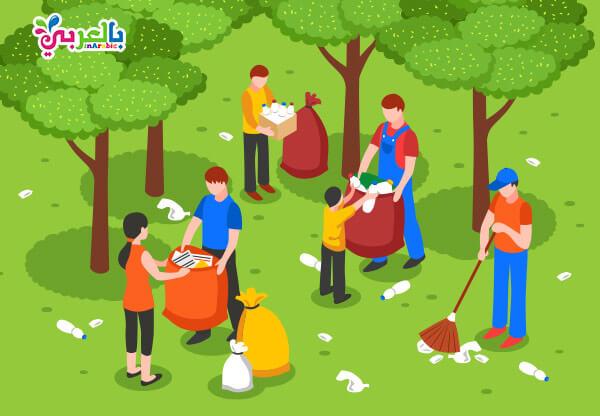 افكار ابداعية للعمل التطوعي - برنامج الاجازة الصيفية للاطفال