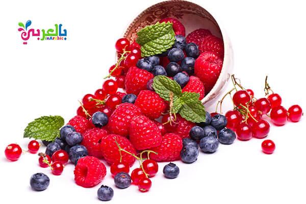 فوائد التوت الصحيه - لصحتك في الصيف