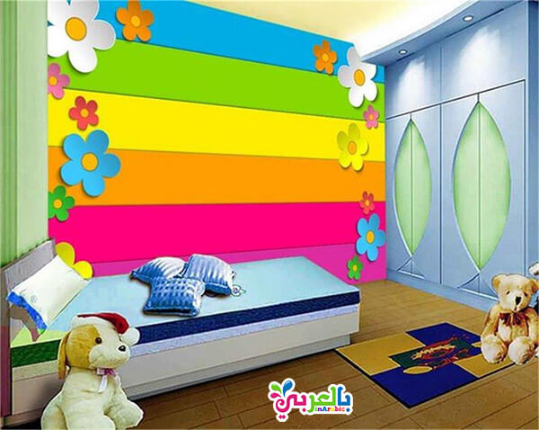 ديكورات غرف نوم اطفال مودرن 2020