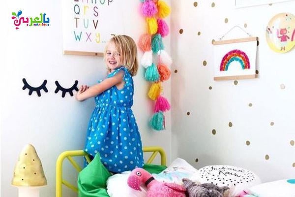 ترتيب البيت للاطفال - افكار للاجازة الصيفية للبنات